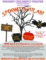Spooktacular Flyer 2014